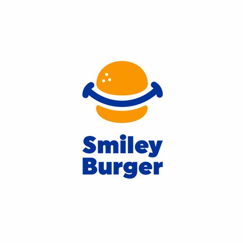 Logo for Smiley Burger