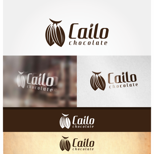 Designs for Cailo Chocolate