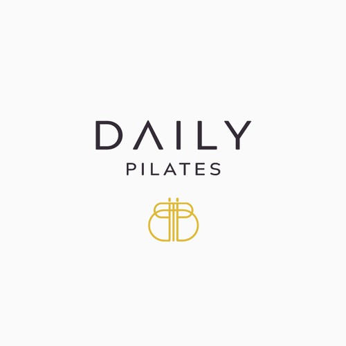Clean & clever logo needed for Daily Pilates