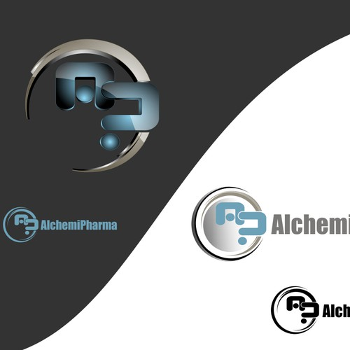 Create the next logo for AlchemiPharma