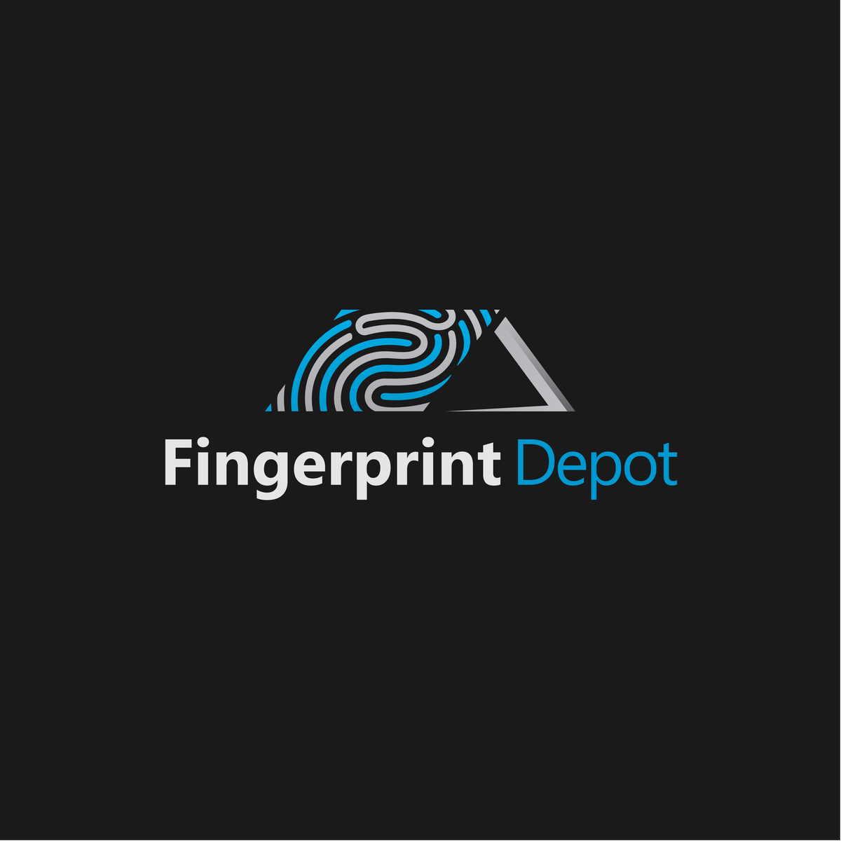 Redesign Our Logo For Fingerprint Depot
