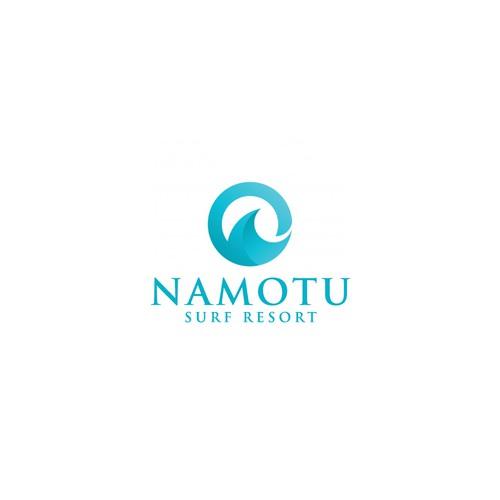 namotu surf resort logo