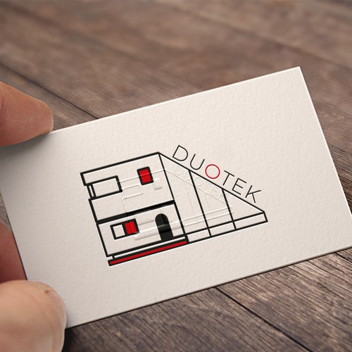 Business Card for Duotek