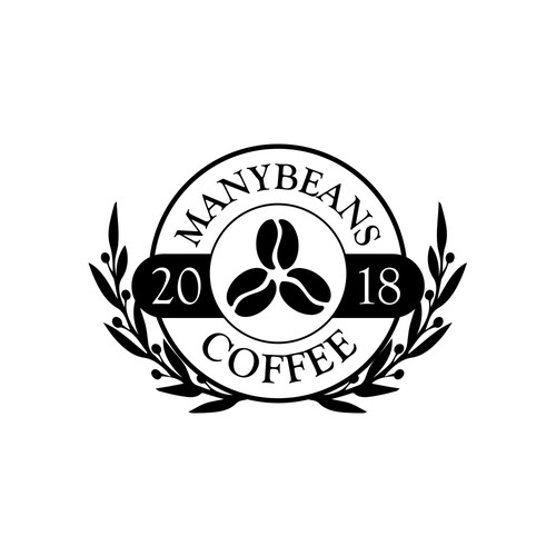 Emblem for a coffee company