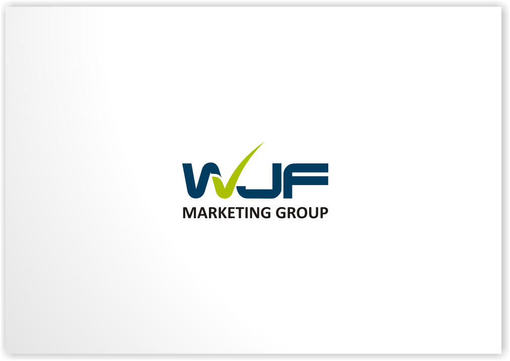 Create the next logo for WJF Marketing Group