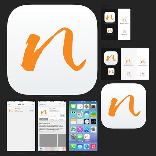 Icon design for Nous Decor