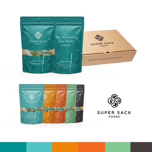SUPER SACK FOODS