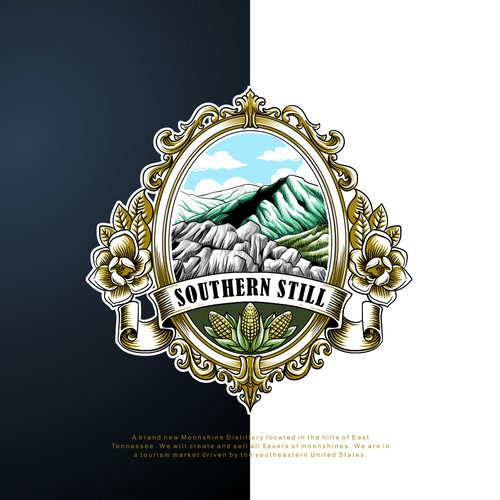 southern still concept logo
