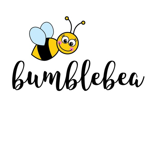 Fun logo for baby products