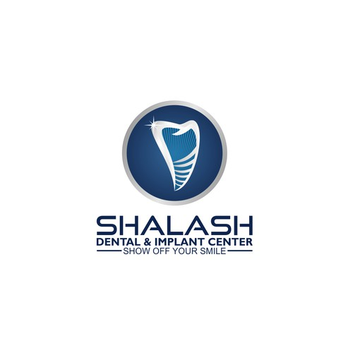 Logo concept for Shalash Dental
