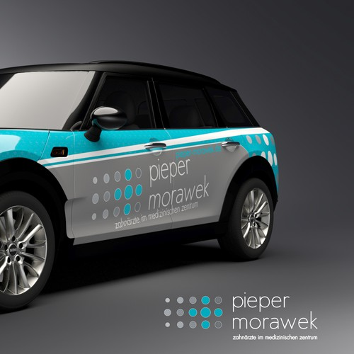 Mini Clubman Vehicle Wrap
