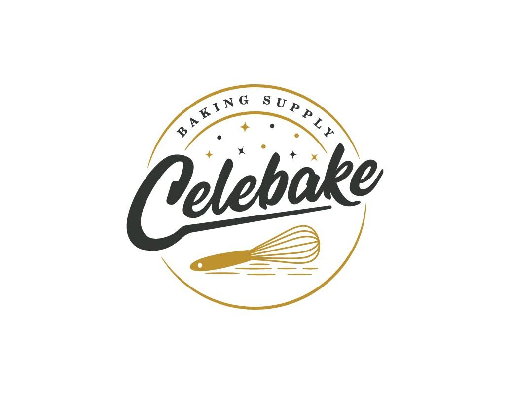 Logo design for modern baking goods manufacturer