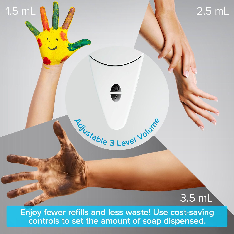 LiDiL Automatic Soap Dispenser