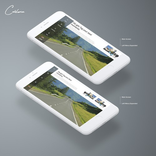 Rearview Cam App