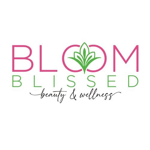 logo concept for Bloom Bliss