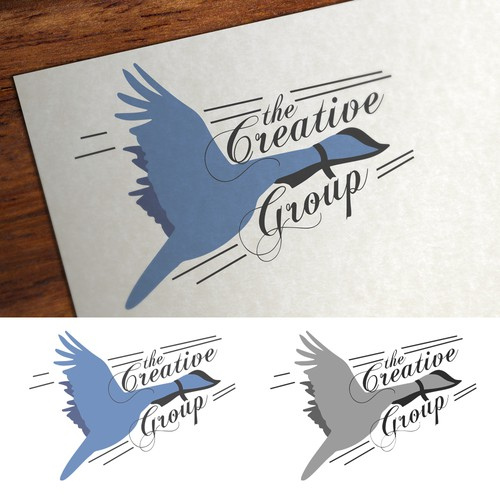 Create the next logo for The Creative7 Group