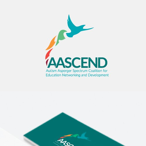 Final logo design for AASCEND