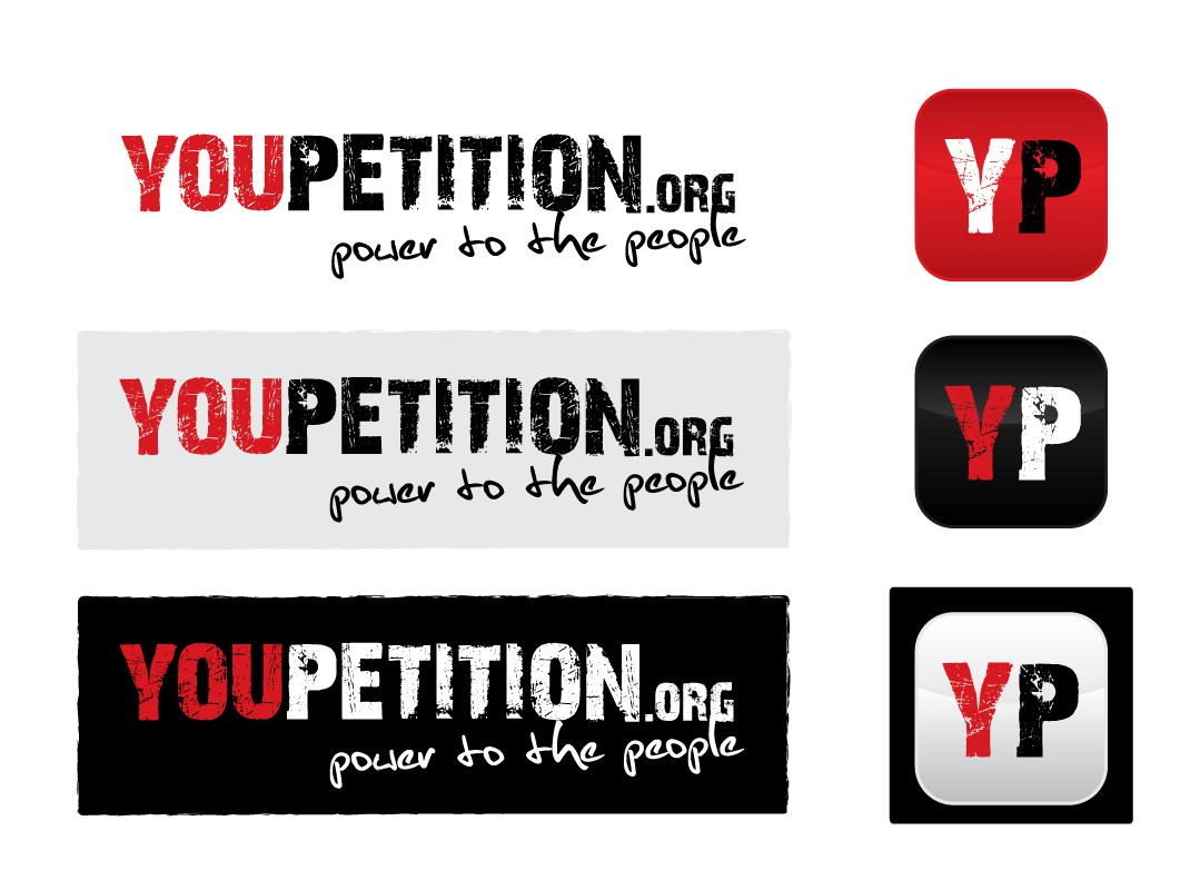 New logo wanted for YouPetition.org