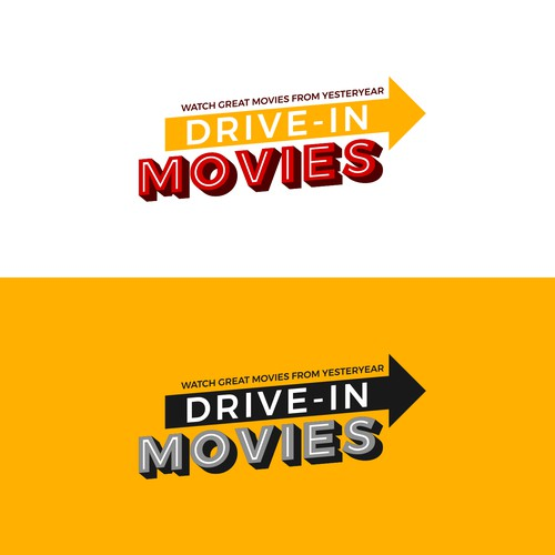 Drive-In Movies Logo