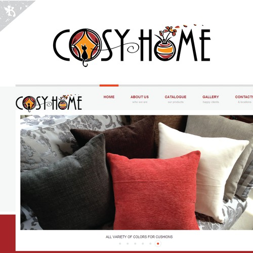 Help Cosy Home with a new logo