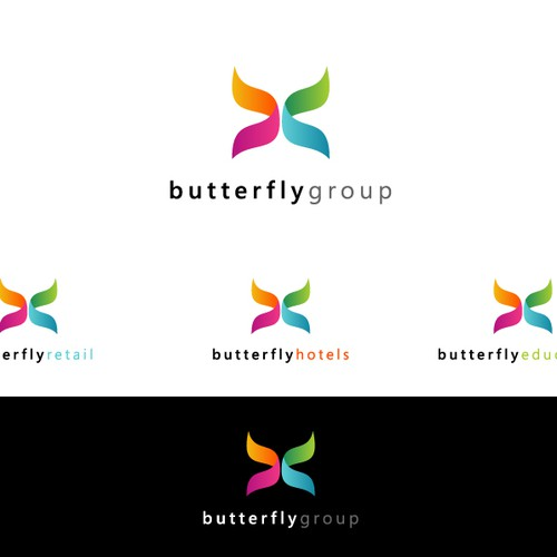 Butterfly Group:Visionary Inspring Amazing Creative Logo & Business Card Needed!