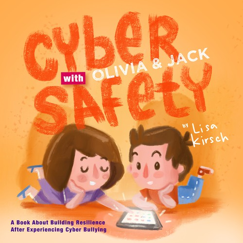 Book cover for Cyber Safety