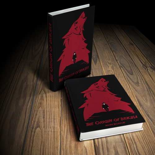"book cover ""the origin of dracula"""