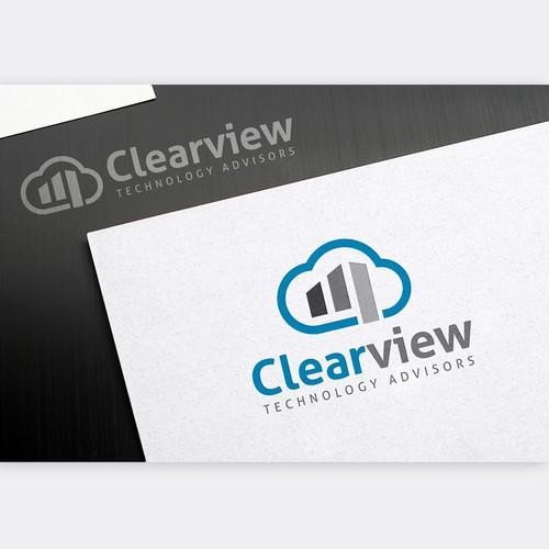Clearview Technology Advisors - Logo Design