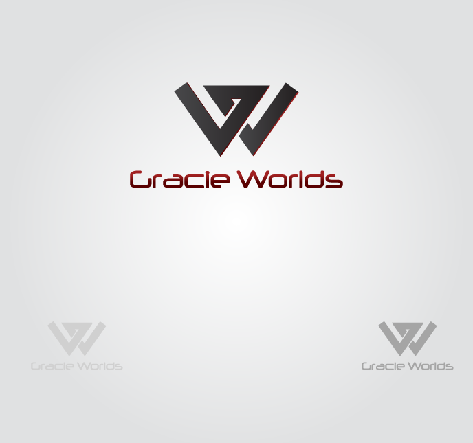 Help Gracie Worlds with a new logo