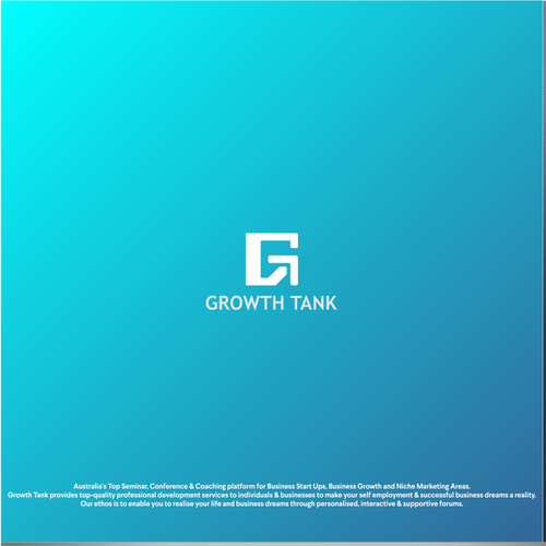 Logo for Growth Tank