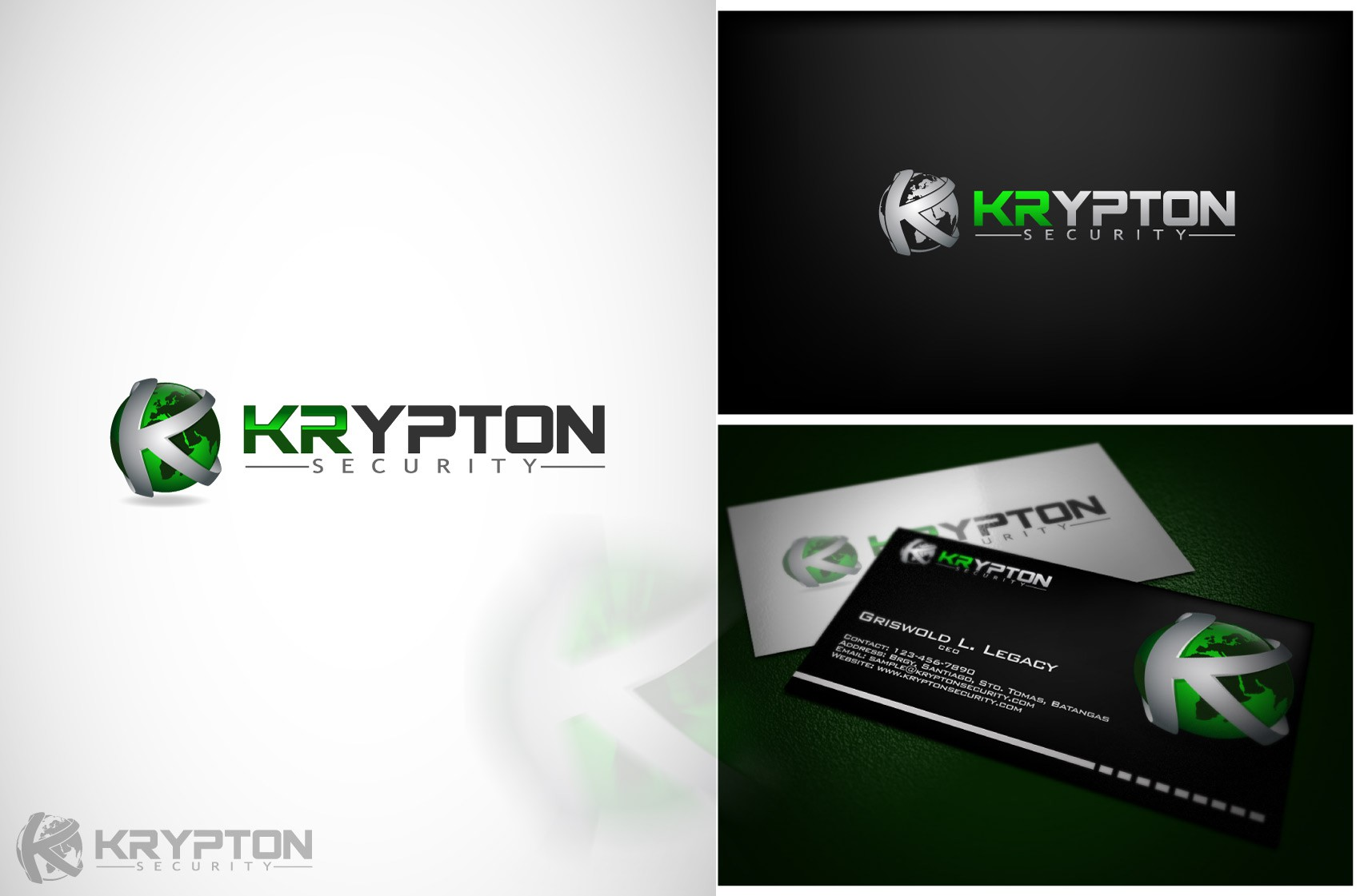 *Prize Guaranteed* logo for Kryptоn Sеcurіty