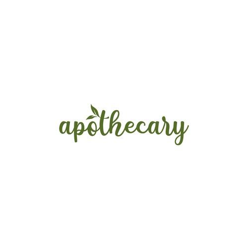 minimalist skincare company logo