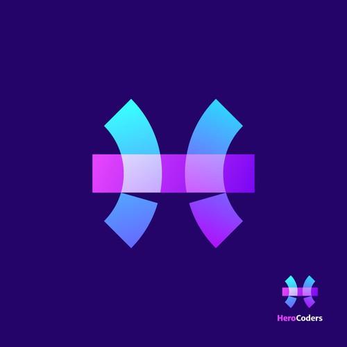 HeroCoders Logo Design Proposal