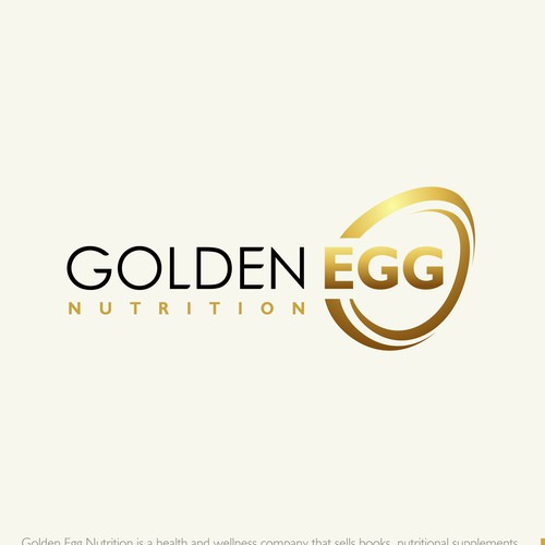 Golden Egg Nutrition-Design a classy logo for this health and wellness brand!