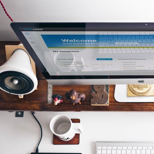 Document Management System Dashboard