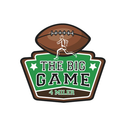 Logo for the Big game