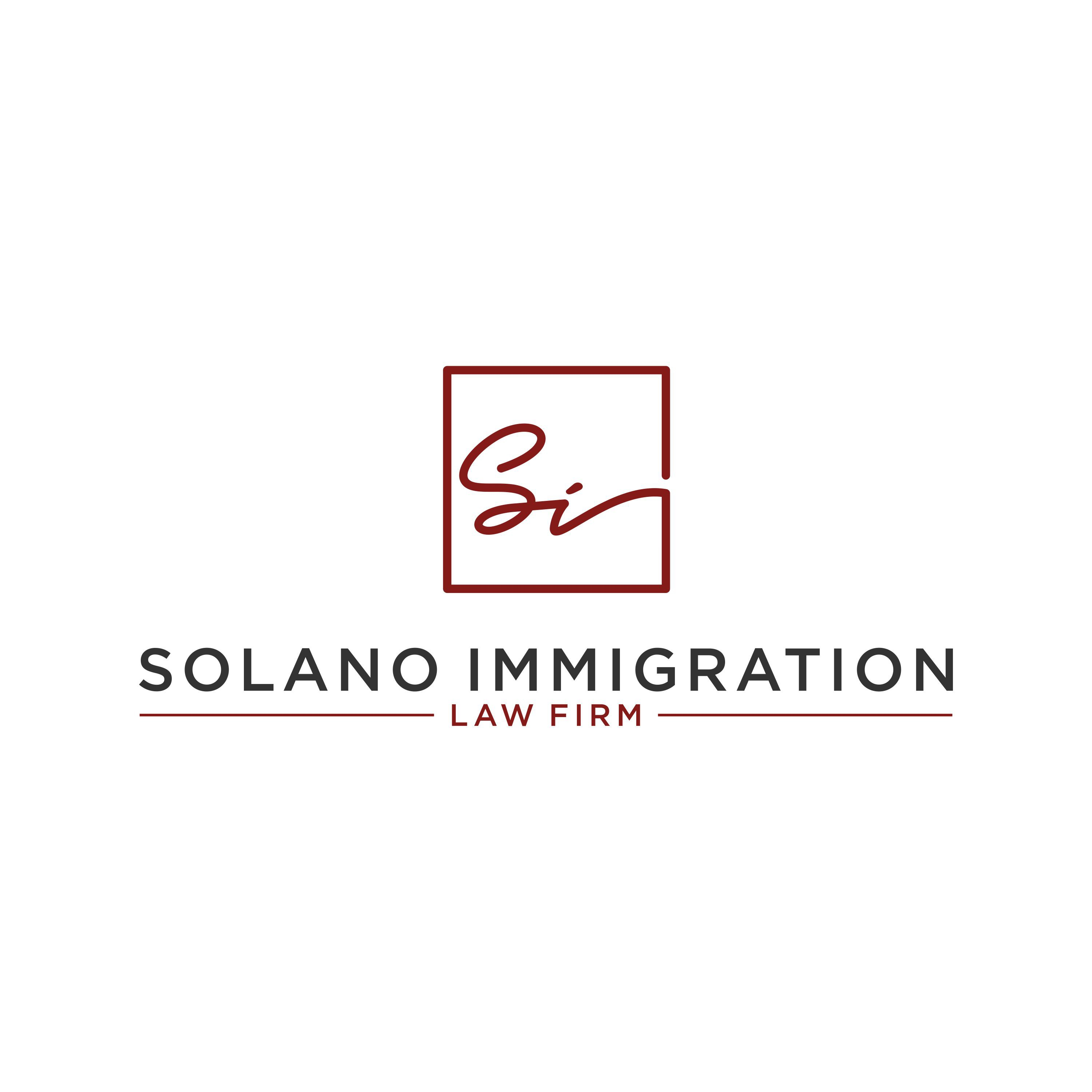 Design a chic, haute, and powerful logo for an Immigration Law Firm
