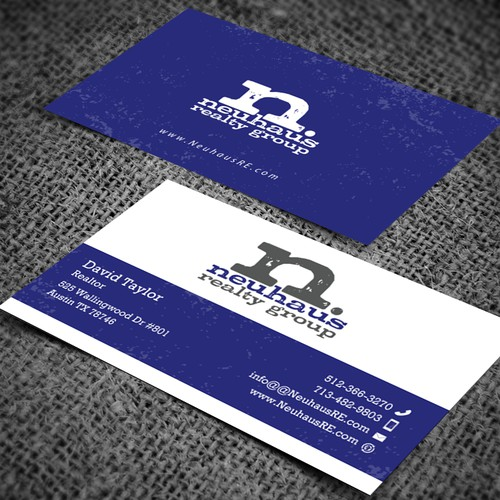 Realtor businesscard