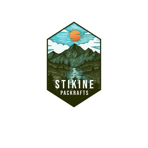Logo Concept for Stikine