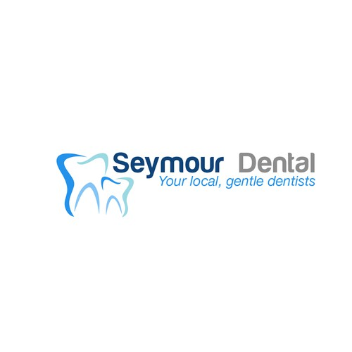 concept logo dental