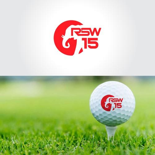 Logo for golf apparel/accesories