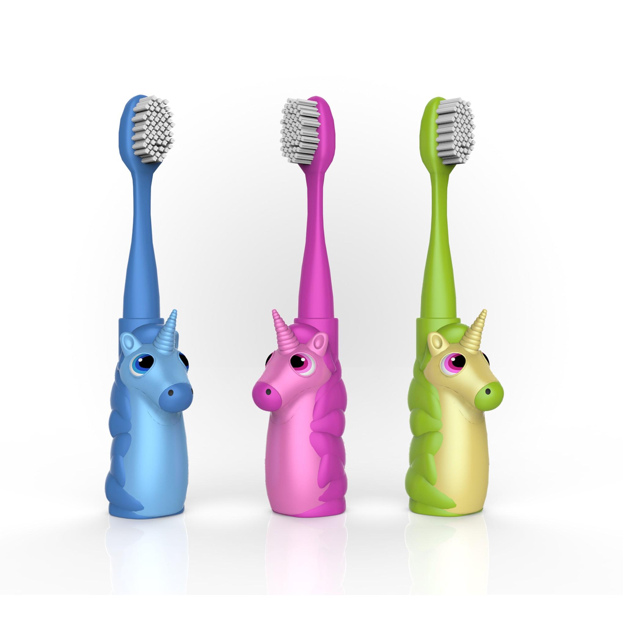 Toothbrush handle