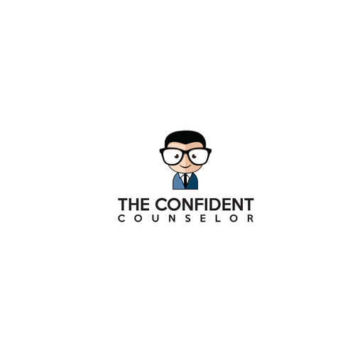 Confidence Blog for young lawyers needs a hip logo