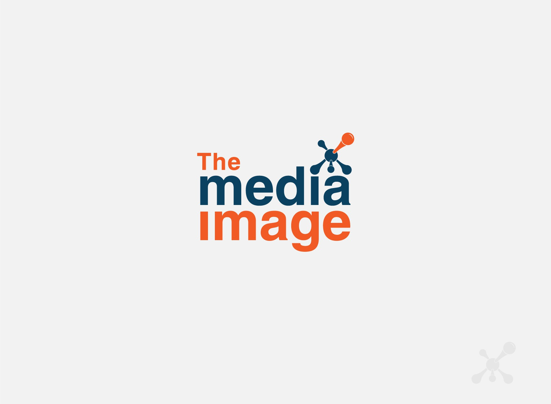Create a new logo for leading online advertsing agency The Media Image