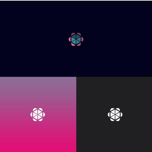 Iconic logo for VFX Co,