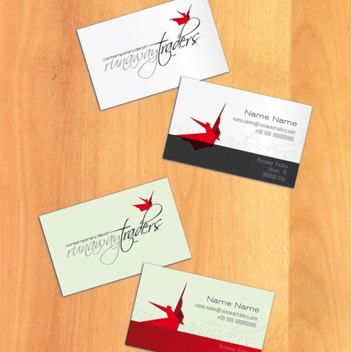 Logo & Stationery Design for Funky Wholesale Furniture Co.