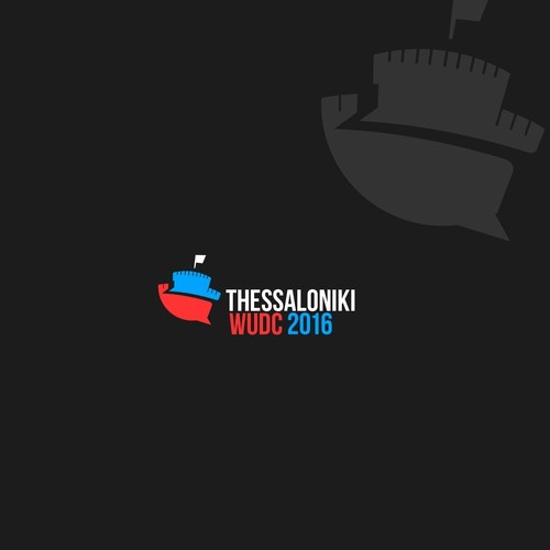 Create a capturing, minimal and sophisticated logo for the World's biggest debating tournament
