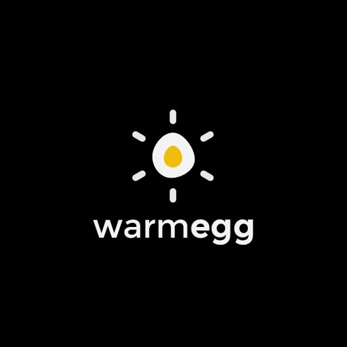 Simple Logo concept for warmegg