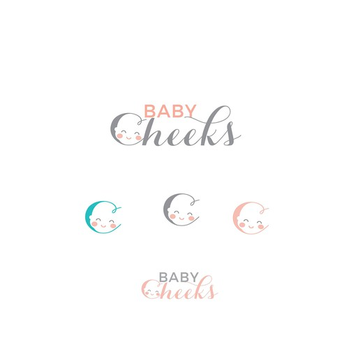 Smart and adorable logo for the Smart, innovative, chic BABYBRAND
