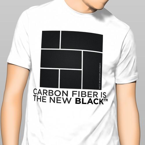NEW T-Shirt Design Wanted for Carbon Fiber Gear